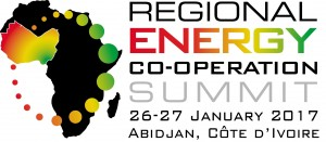 Regional Energy Co-operation Summit to discuss opportunities for West African collaboration on energy projects: Côte d'Ivoire, 26-27 January 2017